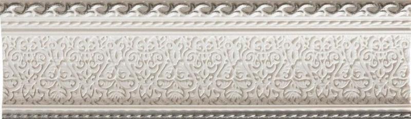 Керамический бордюр Azulev Delice List Reposo Blanco 9х29 см