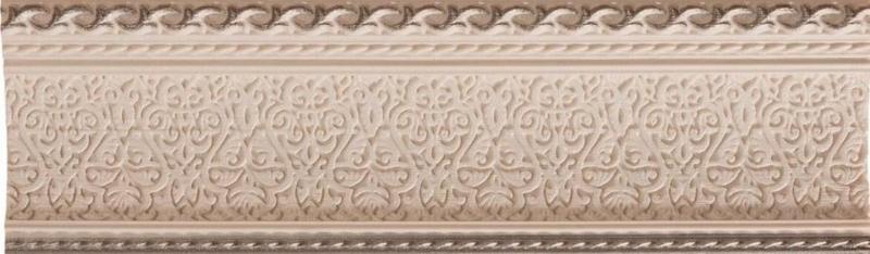 Керамический бордюр Azulev Delice List Reposo Marfil 9х29 см