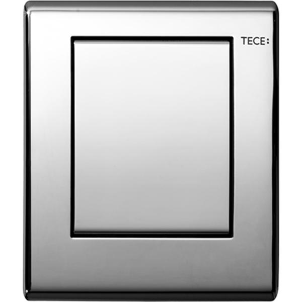 Кнопка смыва Tece Planus Urinal 9242311 для писсуара Хром глянцевый кнопка tece planus 9240360