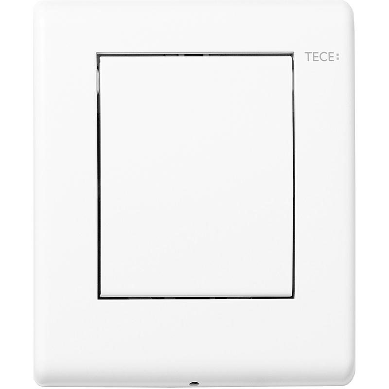 Кнопка смыва Tece Planus Urinal 9242312 для писсуара Белая матовая кнопка tece planus 9240360