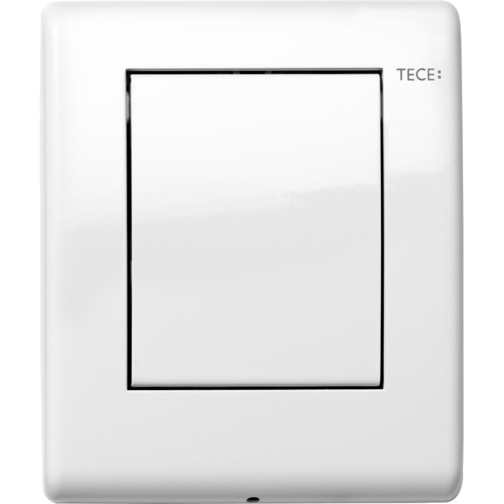 Кнопка смыва Tece Planus Urinal 9242314 для писсуара Белая глянцевая кнопка tece planus 9240360