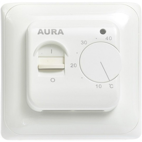 Терморегулятор Aura LTC 130 Белый aura ltc 230