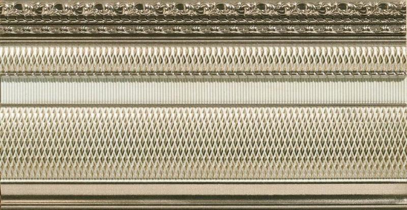 Керамический бордюр Azulev Onice Zocalo Freya Marfil 15х29 см