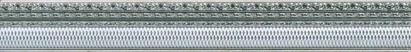 Керамический бордюр Azulev Onice Moldura Freya Perla 3,5х29 см