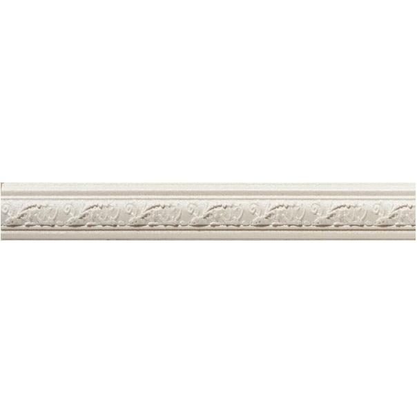 Керамический бордюр Azulev Onice Moldura Aradia Marfil 3х29 см