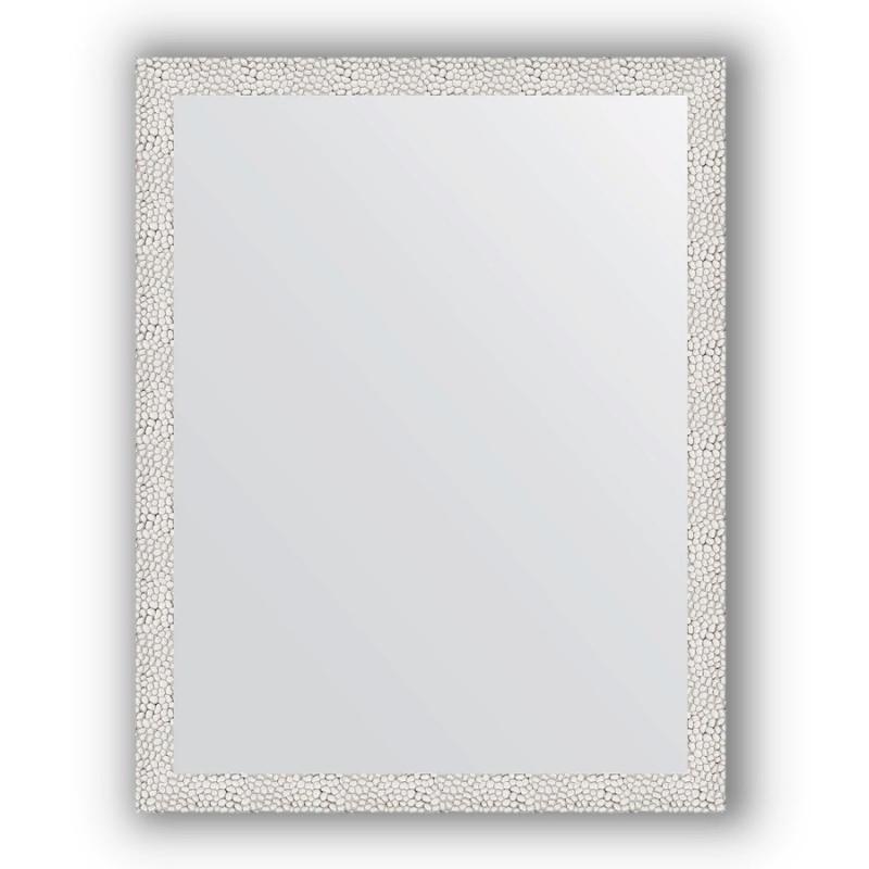 Зеркало Evoform Definite 91х71 Чеканка белая