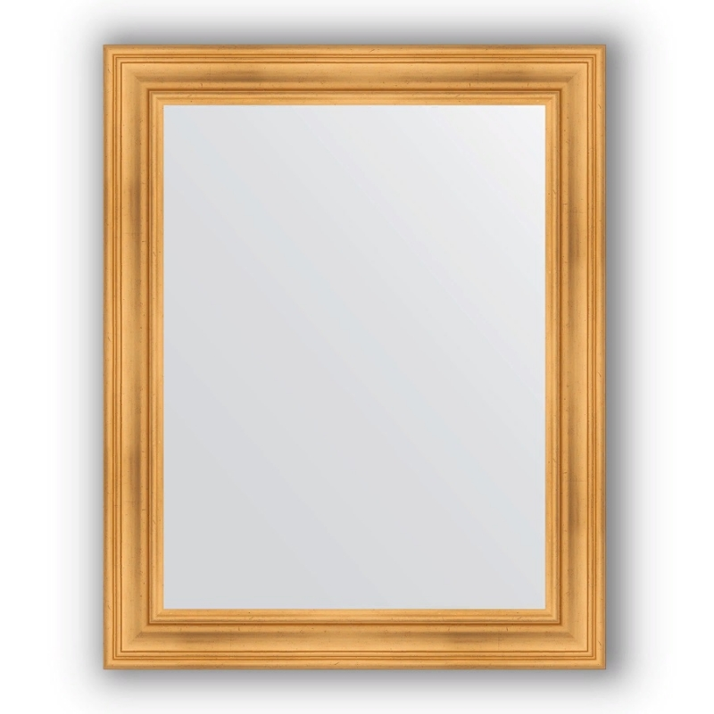 Фото - Зеркало Evoform Definite 102х82 Травленое серебро зеркало в багетной раме поворотное evoform definite 82x102 см травленое серебро 99 мм by 3284
