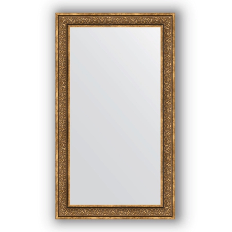 Зеркало Evoform Definite 143х83 Вензель бронзовый зеркало evoform definite 153х63 вензель бронзовый