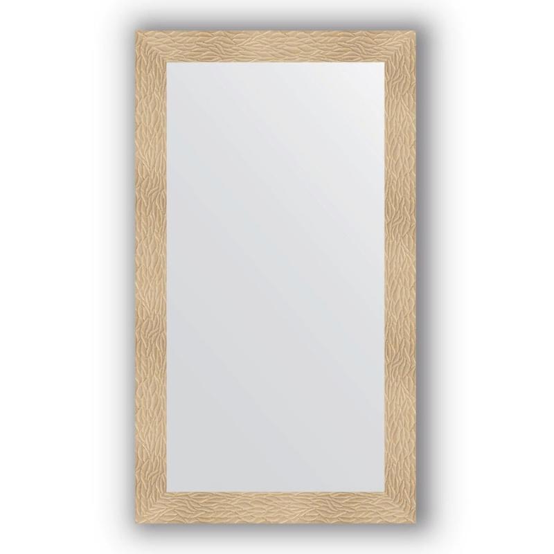 Зеркало Evoform Definite 140х80 Чеканка серебряная