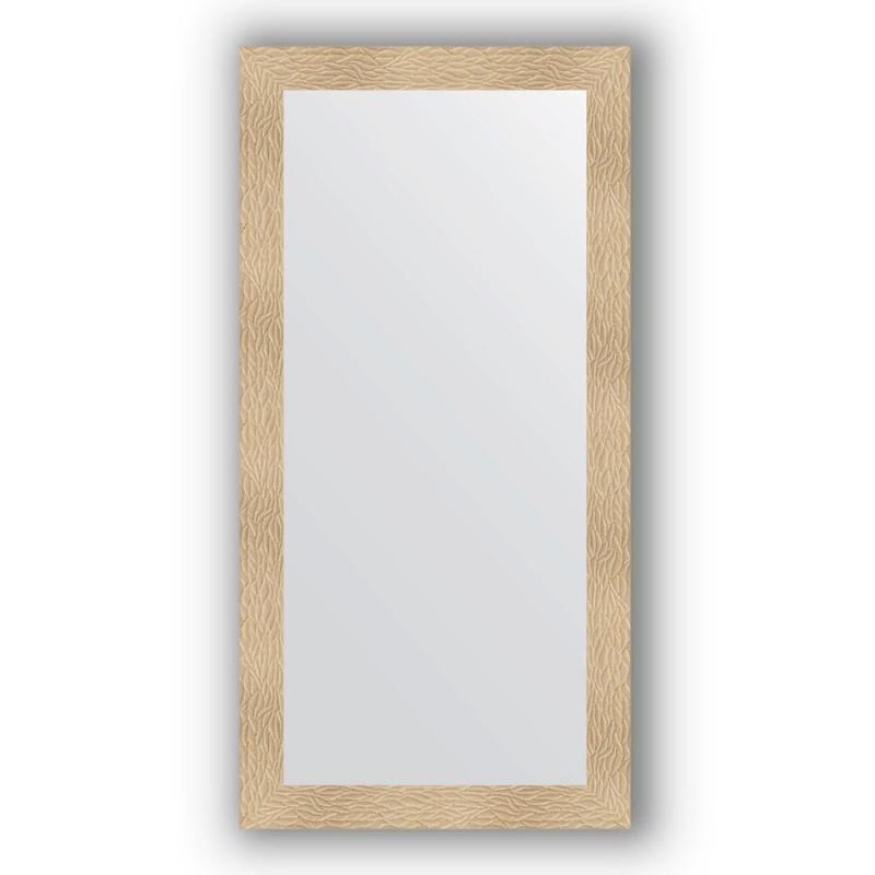 Зеркало Evoform Definite 160х80 Чеканка серебряная