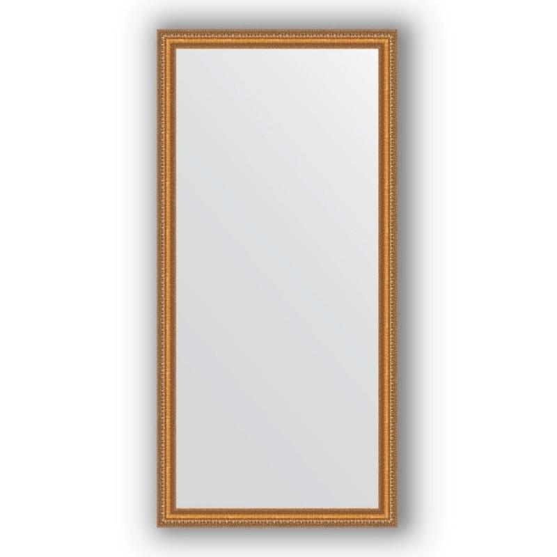 Зеркало Evoform Definite 155х75 Бронзовые бусы на дереве