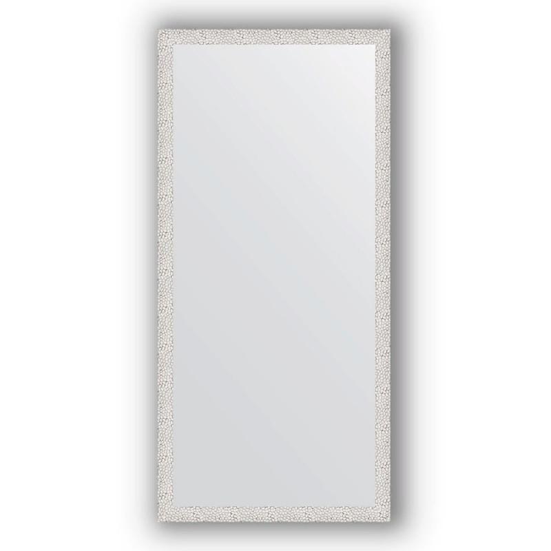 Зеркало Evoform Definite 151х71 Чеканка белая