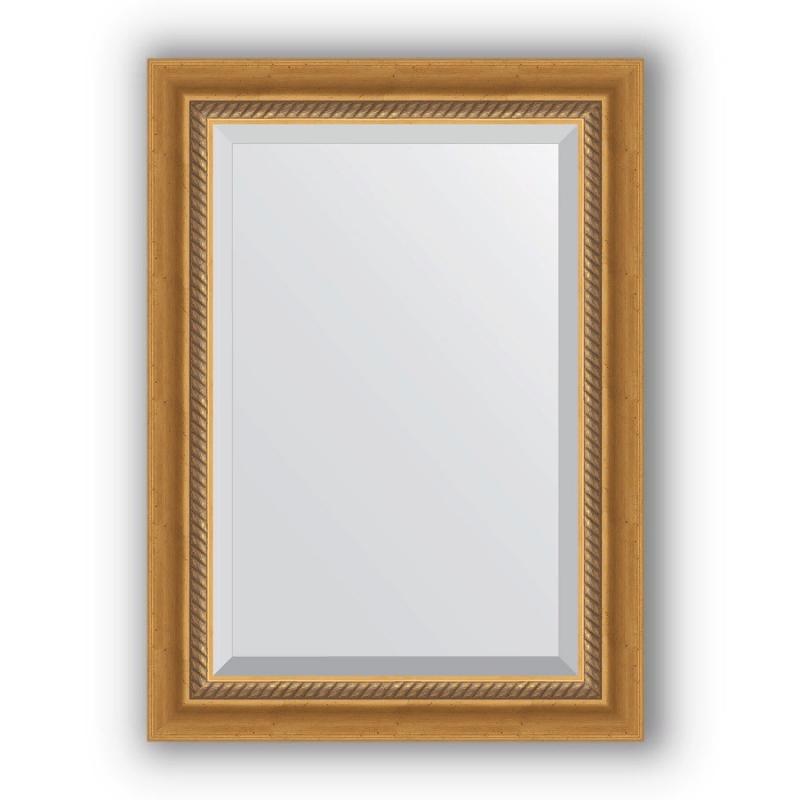 Зеркало Evoform Exclusive 73х53 Состаренное бронза с плетением зеркало evoform exclusive 133х53 состаренное бронза с плетением
