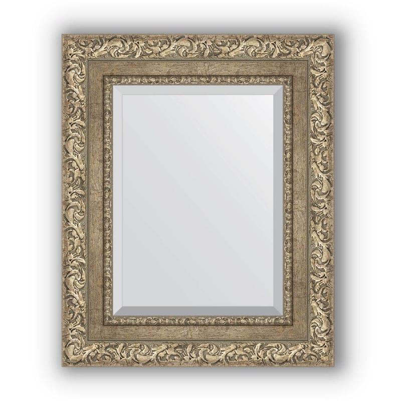 Зеркало Evoform Exclusive 55х45 Виньетка античная бронза зеркало evoform exclusive g 185х130 виньетка античная латунь