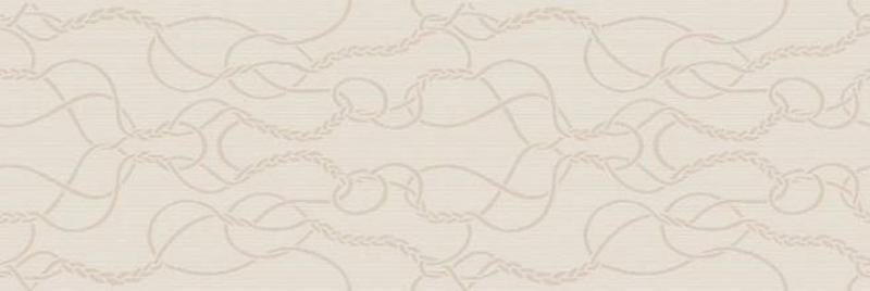 Керамическая плитка Undefasa Embassy Mess Decorado Beige настенная 25х75 см