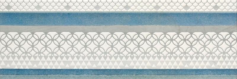 Керамический декор Azulejos Alcor Lombardia Blue 32,77х100 см керамический декор azulejos alcor stanford union 28 5х85 5 см