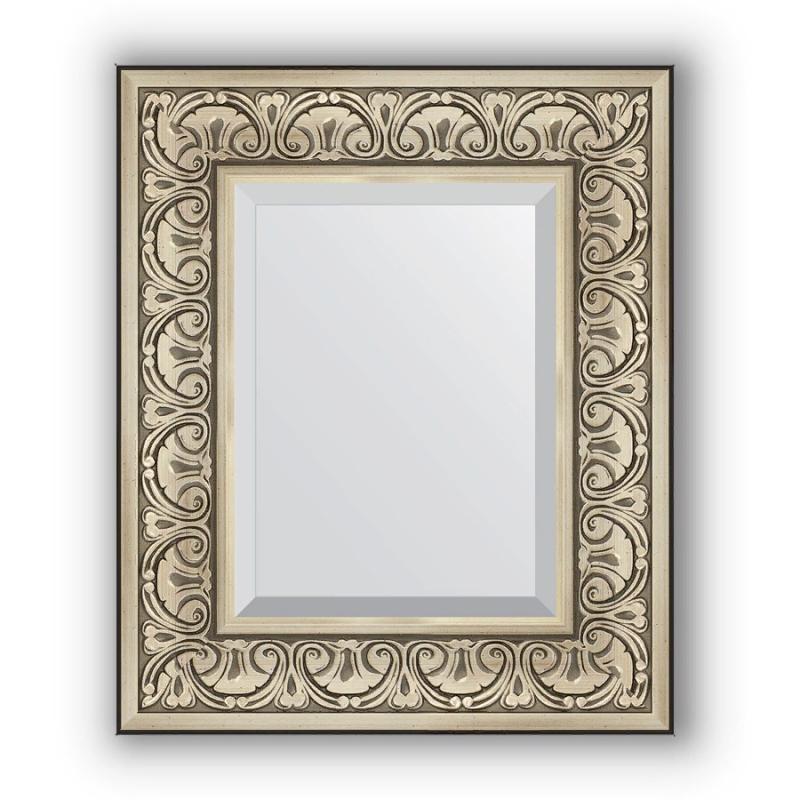 Зеркало Evoform Exclusive 60х50 Виньетка античная бронза зеркало evoform exclusive 135х55 виньетка античная бронза