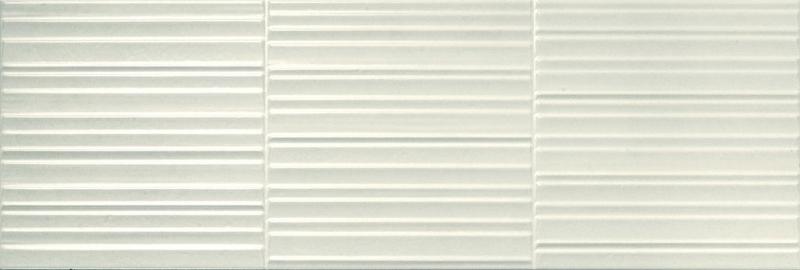 Керамическая плитка Azulejos Alcor Rotterdam Rel White настенная 28,5х85,5 см цена в Москве и Питере