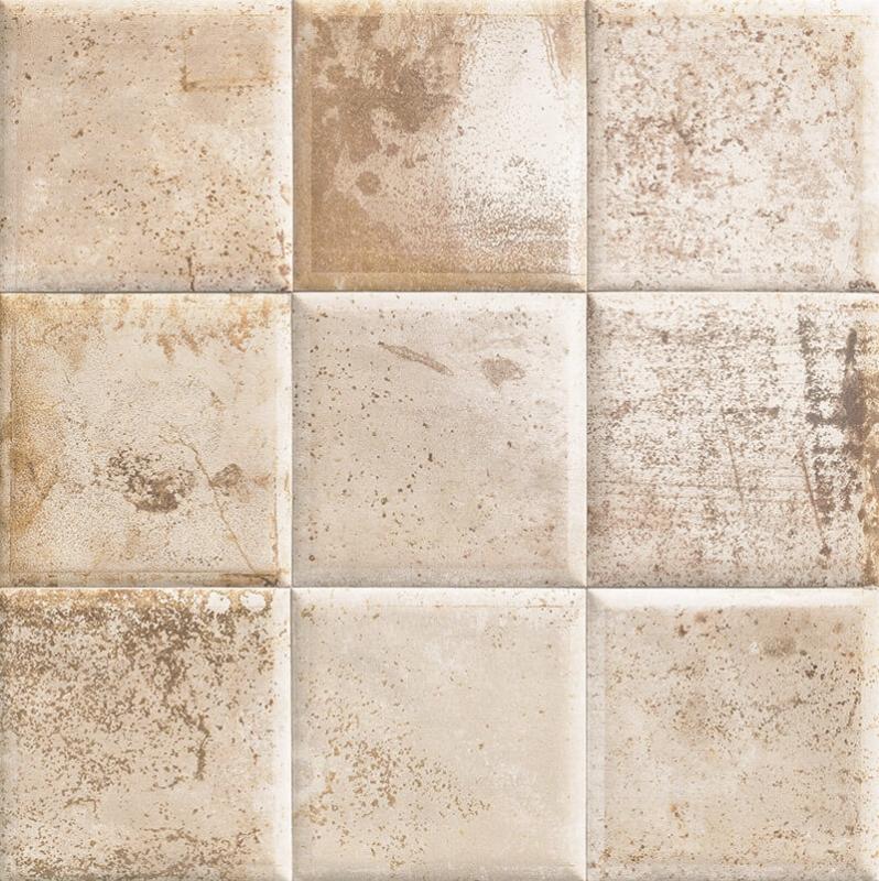 Керамическая плитка Mainzu Tin-Tile Cream настенная 20х20 см керамическая плитка mainzu tin tile cream настенная 20х20 см