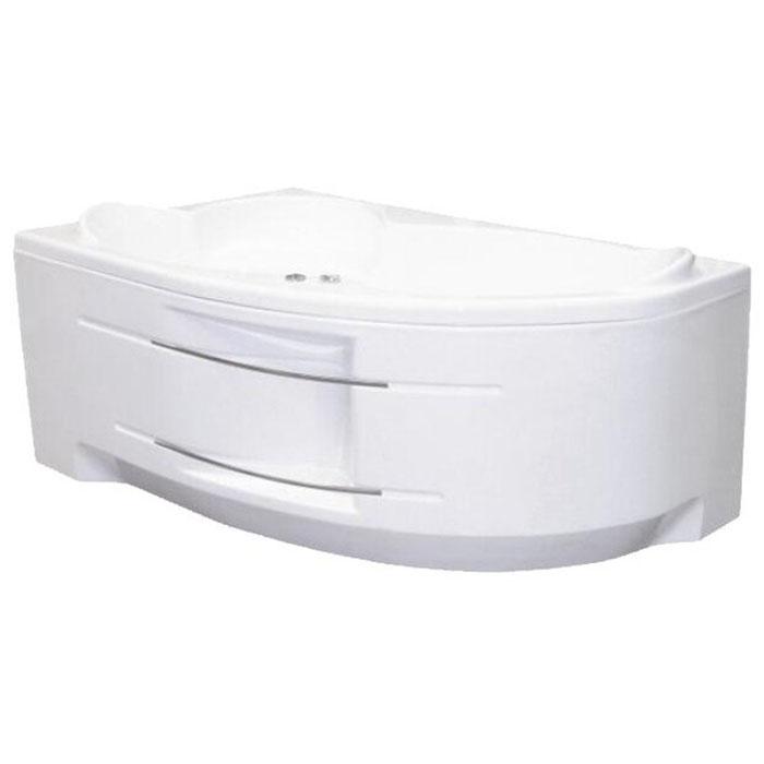 Акриловая ванна BellSan Индиго 168x110 с ручками без гидромассажа