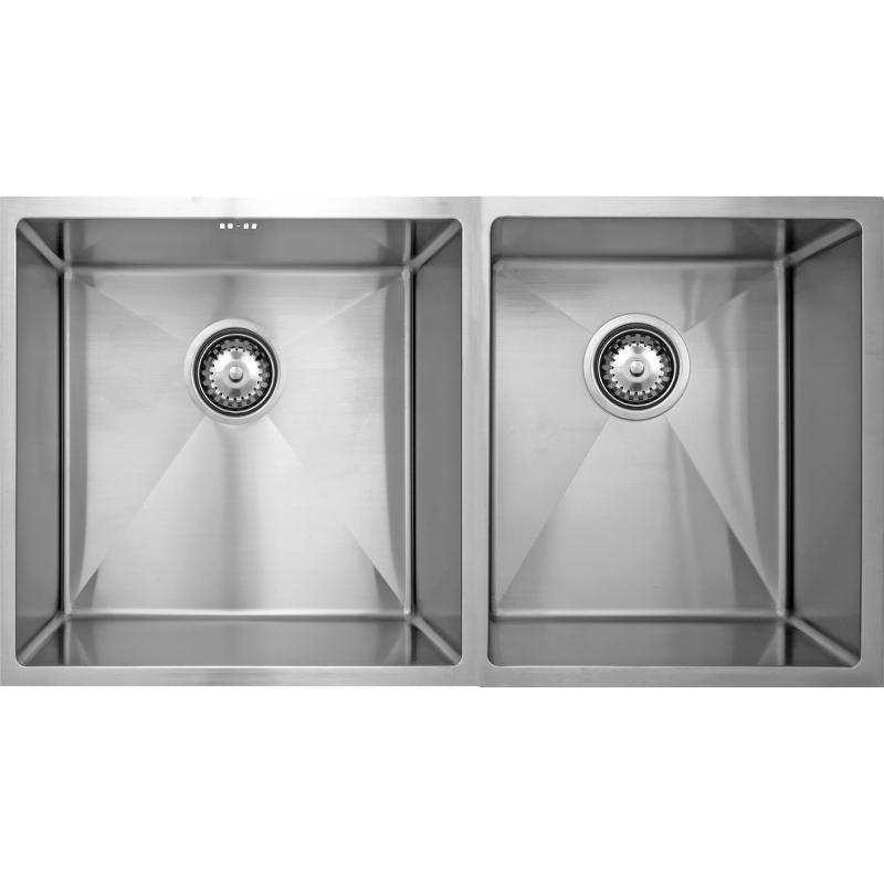 Кухонная мойка Seaman Eco Marino SME-805DR.A Нержавеющая сталь фото