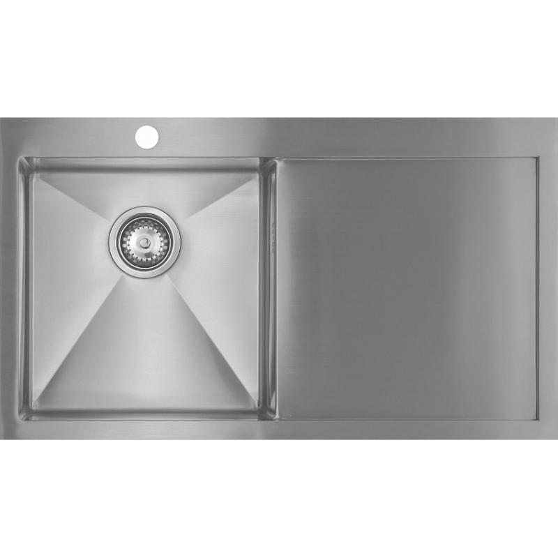 Кухонная мойка Seaman Eco Marino SMV-860R.A Нержавеющая сталь фото