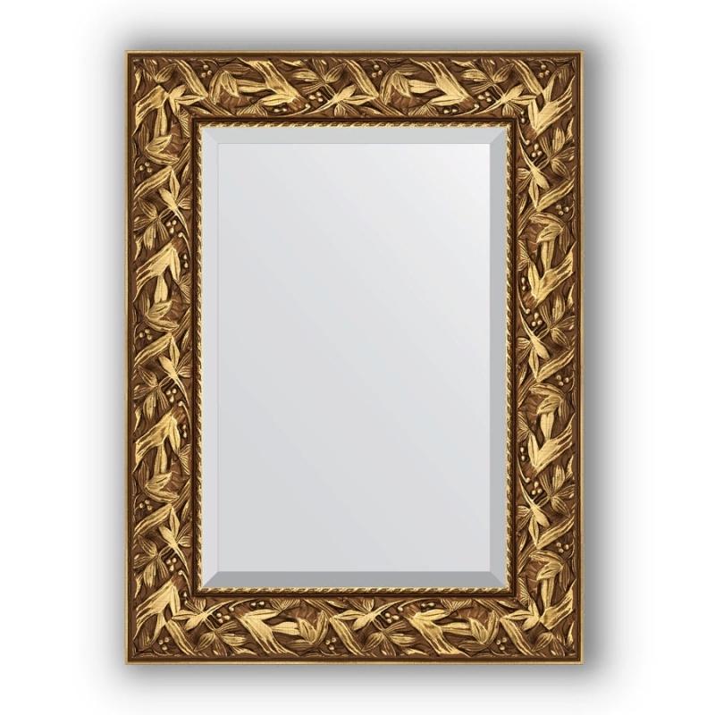 Зеркало Evoform Exclusive 79х59 Травленая бронза