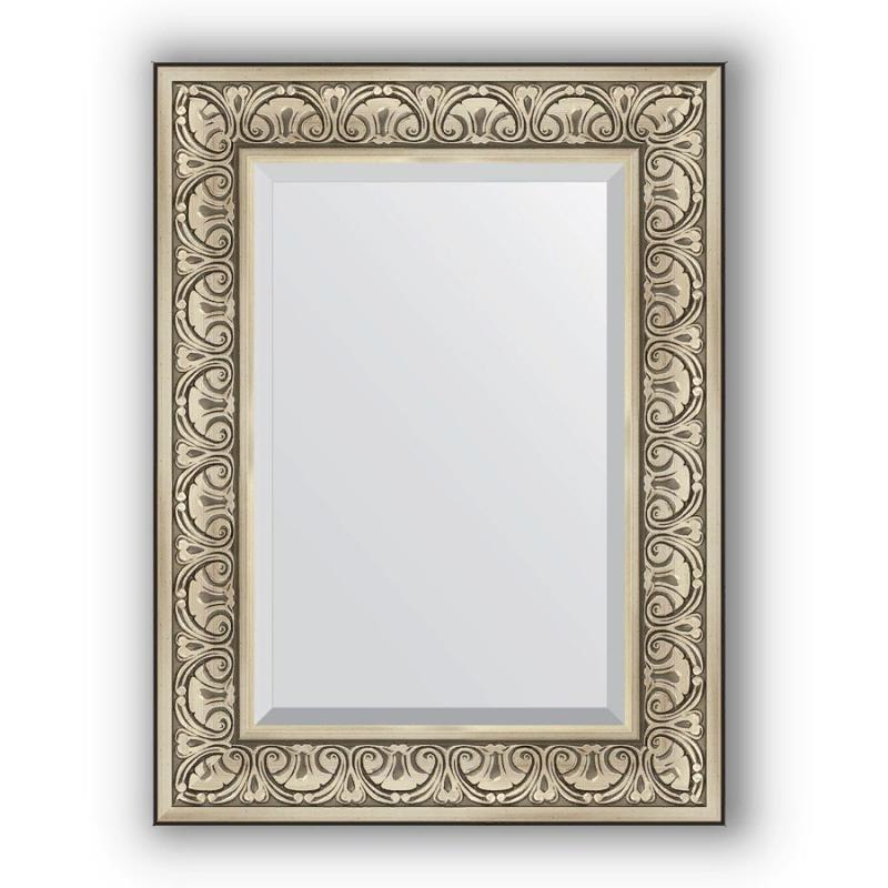 Зеркало Evoform Exclusive 80х60 Виньетка античная бронза зеркало evoform exclusive g 185х130 виньетка античная латунь