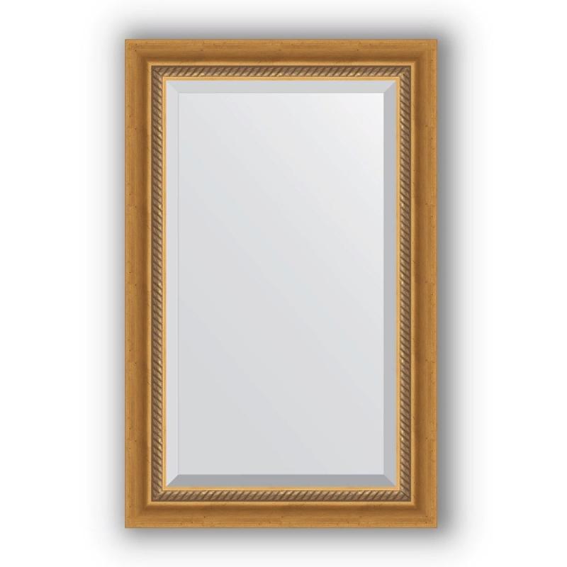 Зеркало Evoform Exclusive 83х53 Состаренное бронза с плетением зеркало evoform exclusive 133х53 состаренное бронза с плетением
