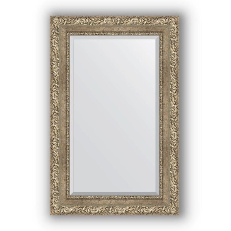 Зеркало Evoform Exclusive 85х55 Виньетка античная бронза зеркало evoform exclusive g 185х130 виньетка античная латунь