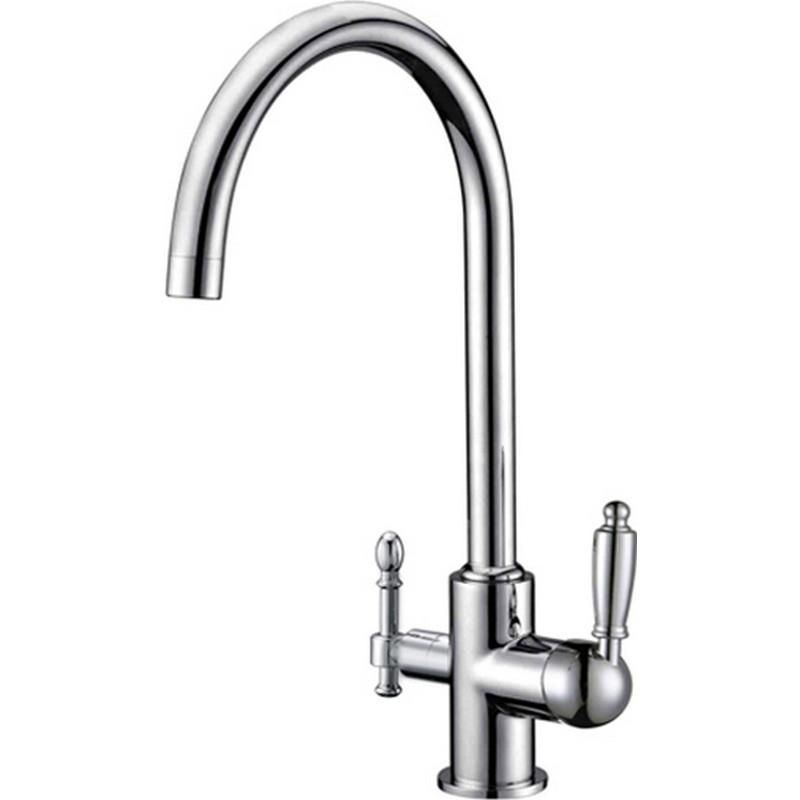 Смеситель для кухни ZorG Sanitary ZR 317 YF-33 Хром