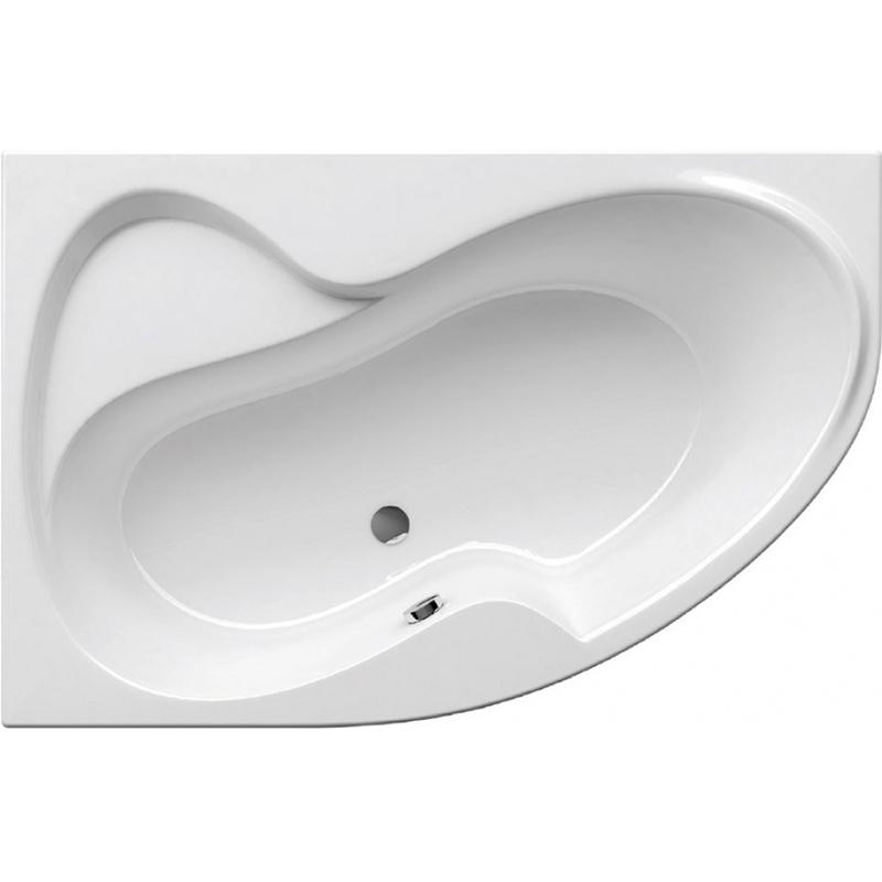 Фото - Акриловая ванна Ravak Rosa 95 150x95 L C551000000 Белая акриловая ванна ravak rosa 95 150x95 r без гидромассажа