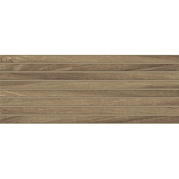 Керамическая плитка La Platera Saten Forest Natural Ribbon настенная 35х90 см