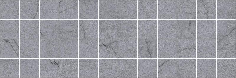 Керамический декор Laparet Rock мозаичный серый MM11187 20х60 см стоимость