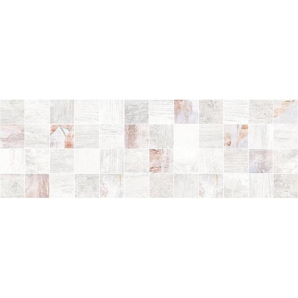 Фото - Керамический декор Laparet Country мозаичный светлый MM11190 20х60 см керамический декор laparet agat geo декор светлый 20x60см