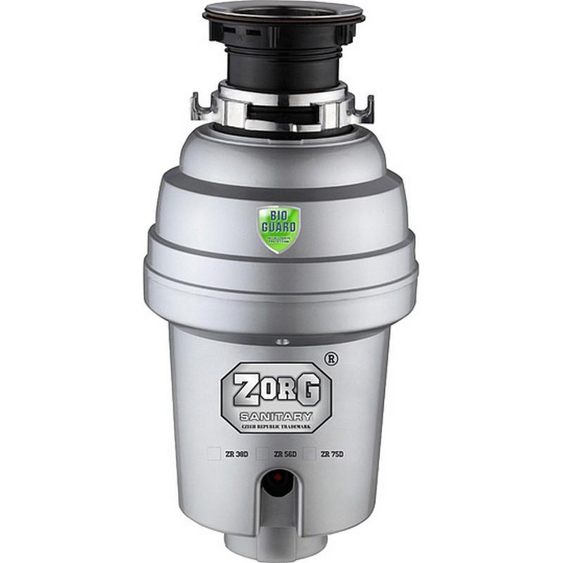 Фото - Измельчитель пищевых отходов ZorG Inox ZR-56 D Inox ZR-56 D zorg zr 800 k 91 9