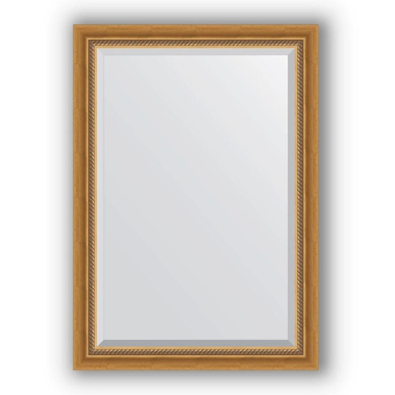 Зеркало Evoform Exclusive 103х73 Состаренное бронза с плетением зеркало evoform exclusive 133х53 состаренное бронза с плетением