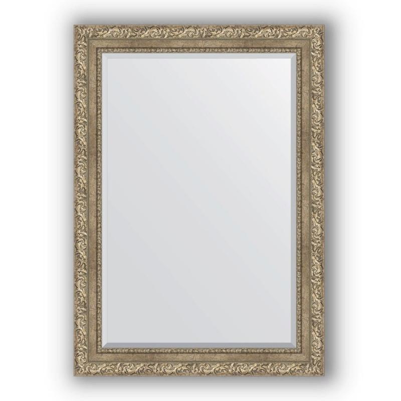 Зеркало Evoform Exclusive 105х75 Виньетка античная бронза зеркало evoform exclusive g 185х130 виньетка античная латунь