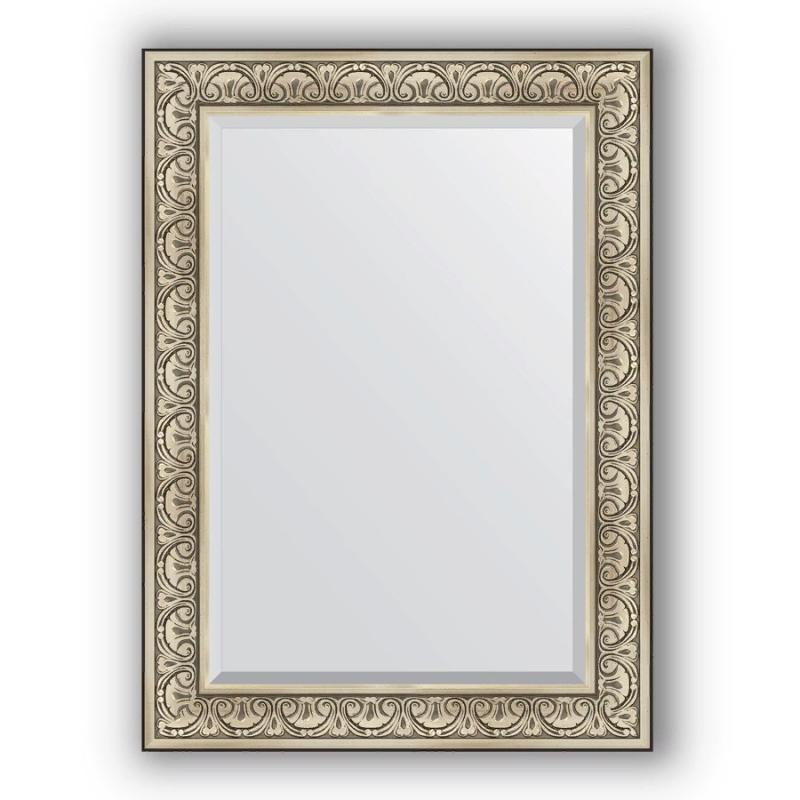 Зеркало Evoform Exclusive 110х80 Виньетка античная бронза зеркало evoform exclusive 135х55 виньетка античная бронза
