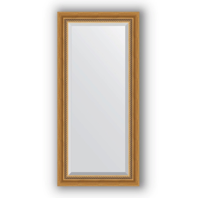 Зеркало Evoform Exclusive 113х53 Состаренное бронза с плетением зеркало evoform exclusive 133х53 состаренное бронза с плетением