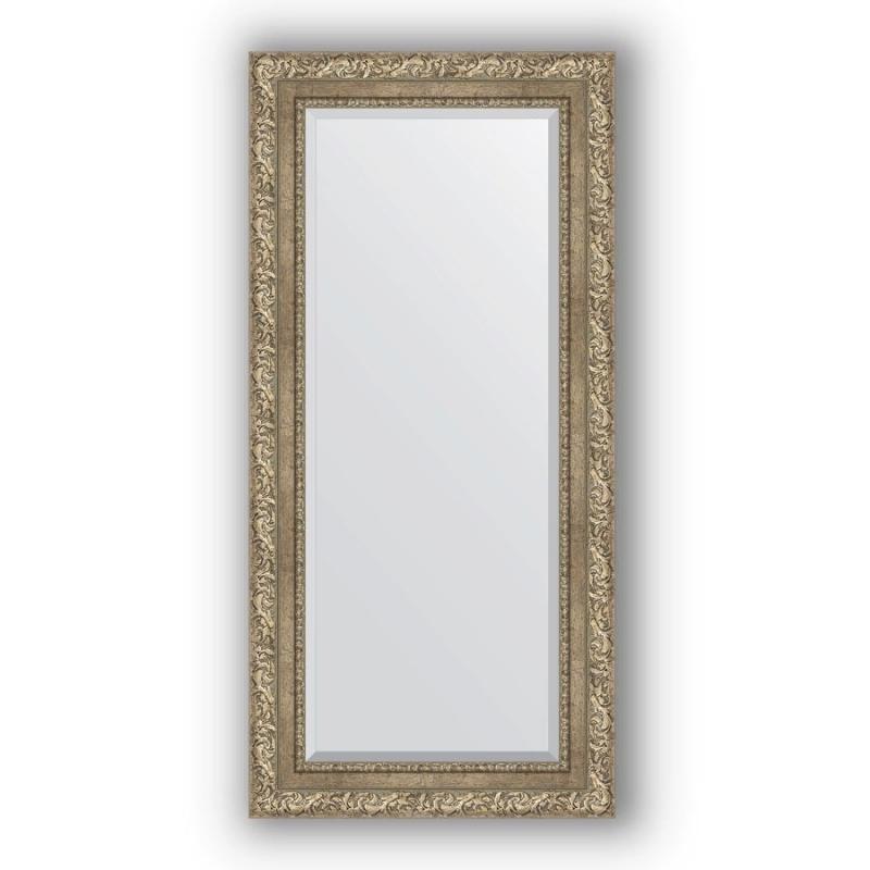 Зеркало Evoform Exclusive 115х55 Виньетка античная бронза зеркало evoform exclusive g 185х130 виньетка античная латунь