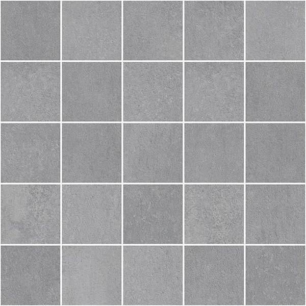 Керамический декор Laparet Depo мозаичный серый MM34042 25х25 см керамический декор alaplana kingstone biege стена 9 видов 25х25 см