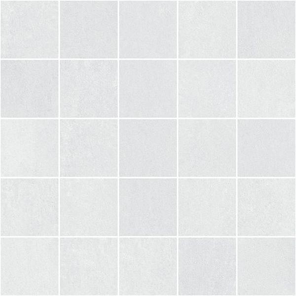 Керамический декор Laparet Depo мозаичный белый MM34041 25х25 см керамический декор alaplana kingstone biege стена 9 видов 25х25 см