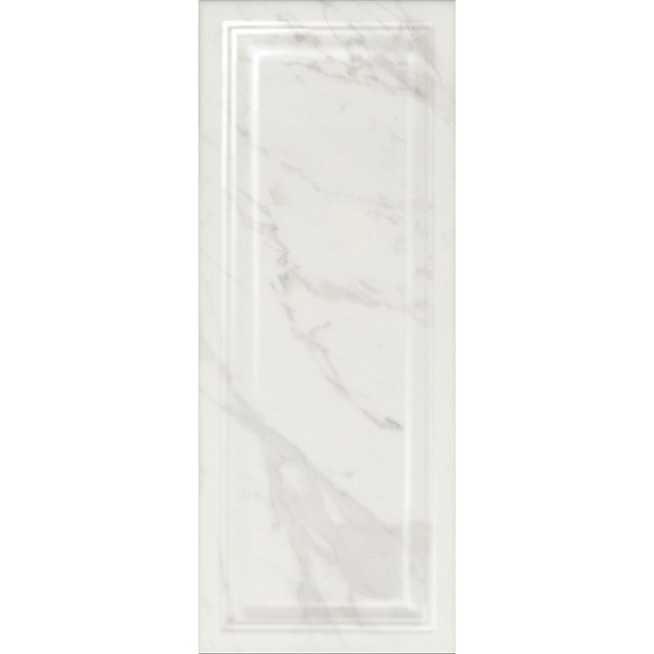 Керамическая плитка Kerama Marazzi Алькала белый панель 7199 настенная 20х50 см
