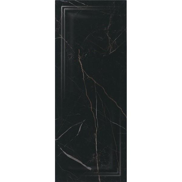 Керамическая плитка Kerama Marazzi Алькала черный панель 7201 настенная 20х50 см