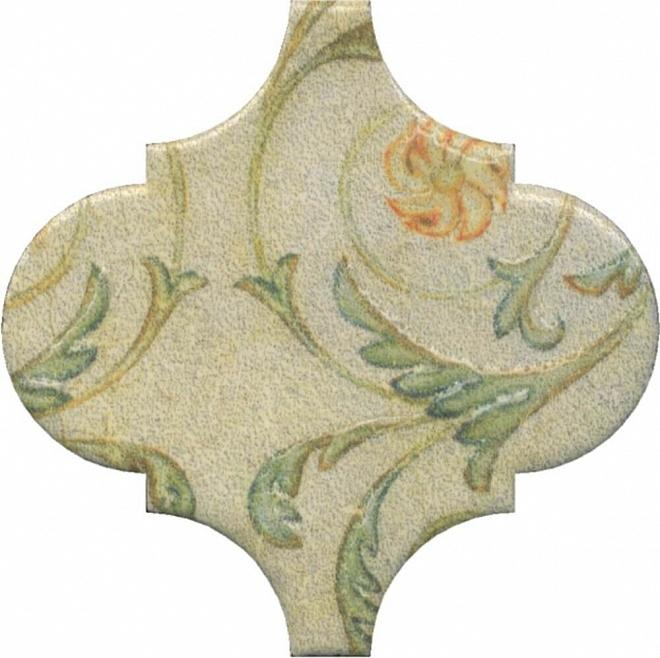 цена Керамический декор Kerama Marazzi Арабески Котто Орнамент OP/A165/65000 6,5х6,5 см онлайн в 2017 году