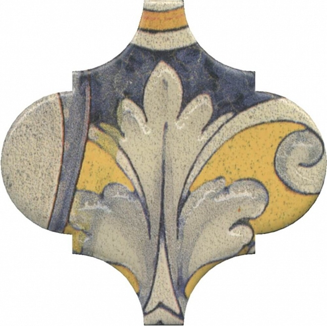 цена Керамический декор Kerama Marazzi Арабески Котто Орнамент OP/A163/65000 6,5х6,5 см онлайн в 2017 году