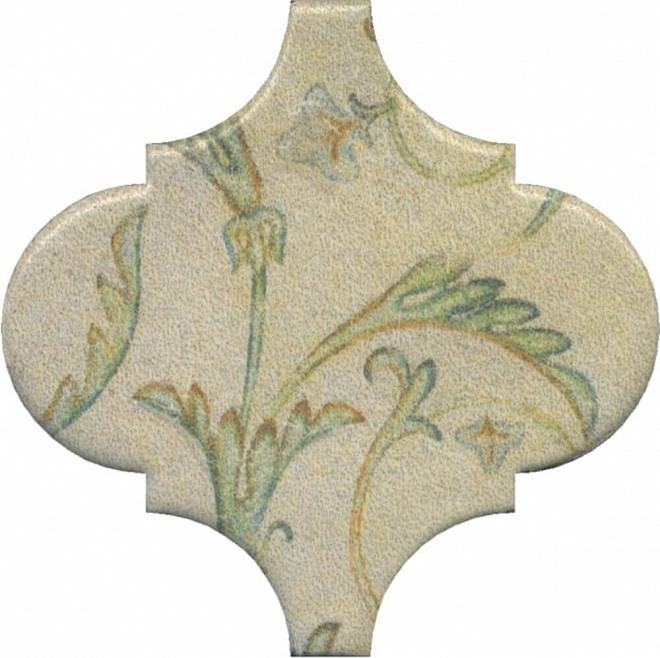 цена Керамический декор Kerama Marazzi Арабески Котто Орнамент OP/A166/65000 6,5х6,5 см онлайн в 2017 году