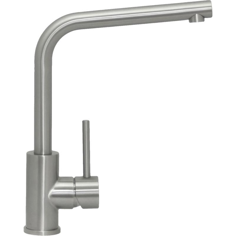 Смеситель для кухни Seaman Eco Glasgow SSN-3028S Сталь кран для питьевой воды seaman eco glasgow mono для фильтра ssn 3015
