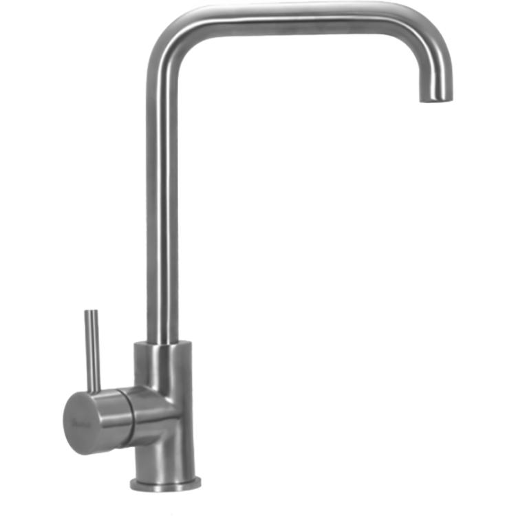Смеситель для кухни Seaman Eco Glasgow SSN-3026 Сталь кран для питьевой воды seaman eco glasgow mono для фильтра ssn 3015